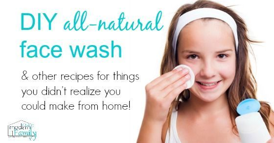 Diy All Natural Face Wash After Shave Hand Sanitizer And More Get