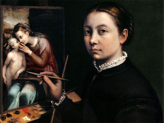 Женщины в западноевропейском искусстве: Ренессанс и барокко. Часть первая:
