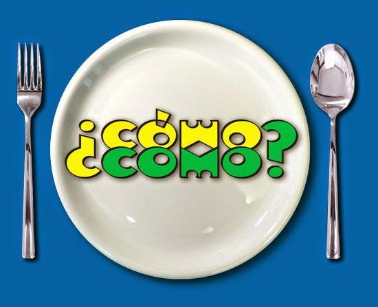 Blog de los niños: Cómo como? juego interactivo online para que los niños diseñen dietas sanas y equilibradas
