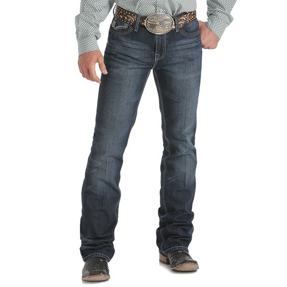 Cinch Men's Ian Slim Fit Boot Cut Jeans | Things to Wear