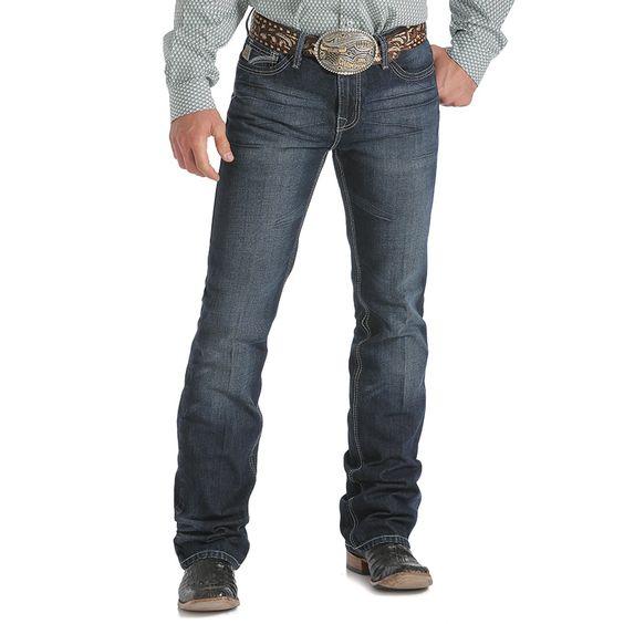 Cinch Men's Ian Slim Fit Boot Cut Jeans | Things to Wear
