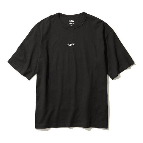 ビッグT(5分袖)(切り替え2)1MW by SOPH. | GU(ジーユー)公式通販オンラインストア