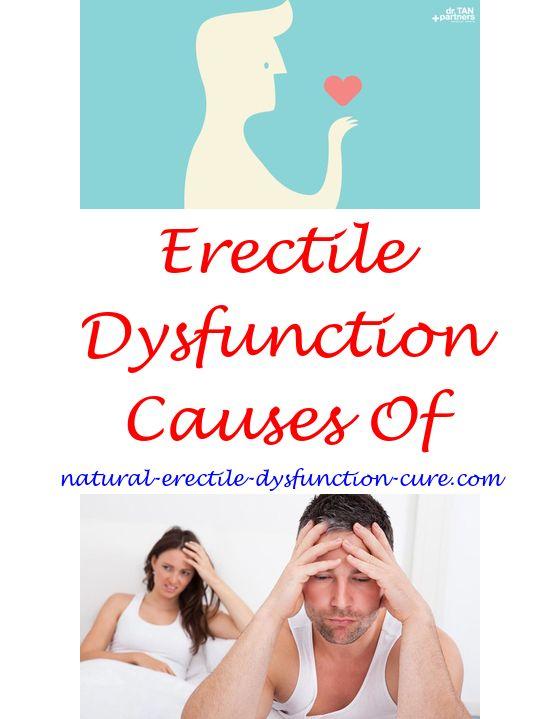erectile dysfunction when sick