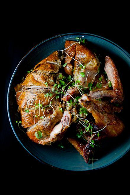 Roast Chicken / Zen Can Cook