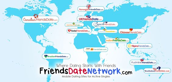 Dating sites around the world