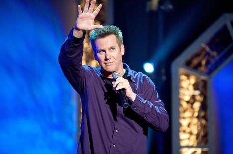 Brian Regan plays the Centre in Vancouver for Performing Arts on Saturday (March 17).