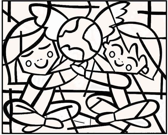 roberto romero coloring pages - photo#3