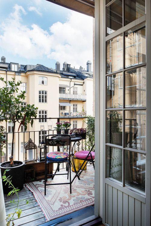 Home in Sweden   via Per Jansson: