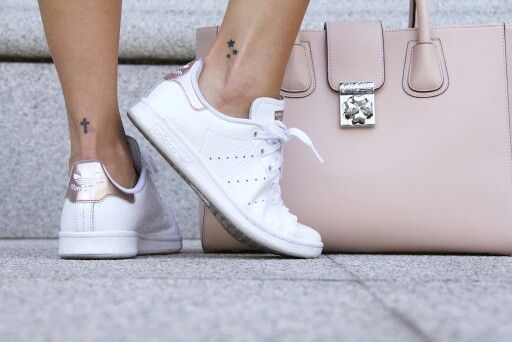 adidas original stan smith rose