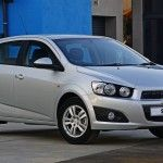 New Chevrolet Sonic designed to be amongst safest vehicles in small car segment