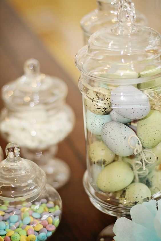Decorate Vases Used For Parties Decorating With Easter