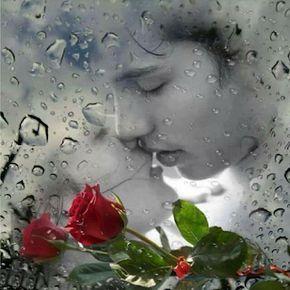 Mensagens e gifs românticas: O amor fica na memória da boca...
