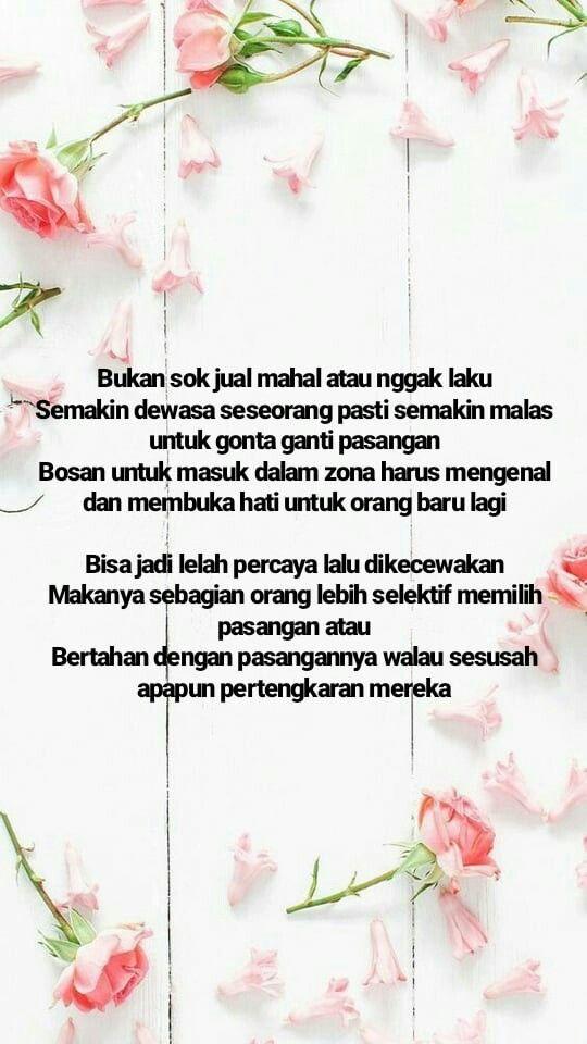 Pin Oleh Laurita Anggela Di Quotes Dengan Gambar Jatuh Cinta