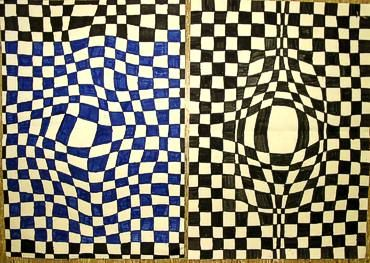 Op-Art Vasarely