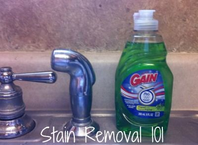 Reviews of Gain dish soap, including about how it smells and works for cleaning your dishes.