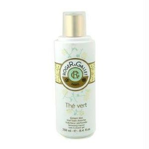 Green Tea (The Vert) Refreshing Fragrant Bath & Shower Gel - 250ml/8.4oz by Roger & Gallet. $21.04. A nourishing scented shower gel Helps mildly cleanse & soothe skin with essential moisture Delicately scented with enlivening Green Tea notes Leaves skin toned fresh & balanced without being dried outProduct Line: Green Tea ( The Vert )Product Size: 250ml/8.4oz