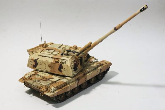 S-219 MsTA | Trumpeter 1:35 scale
