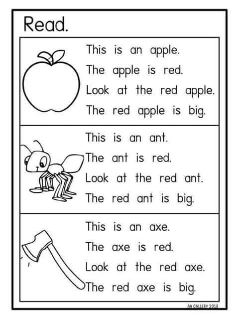 Pin By Laurie Hindman On English Learning Kindergarten Reading Worksheets Kindergarten Reading Phonics Reading