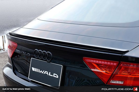 Audi A7 by Wald