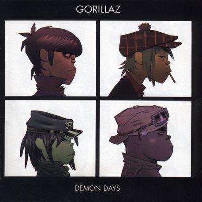 Precision Series Gorillaz - Demon Days, Red