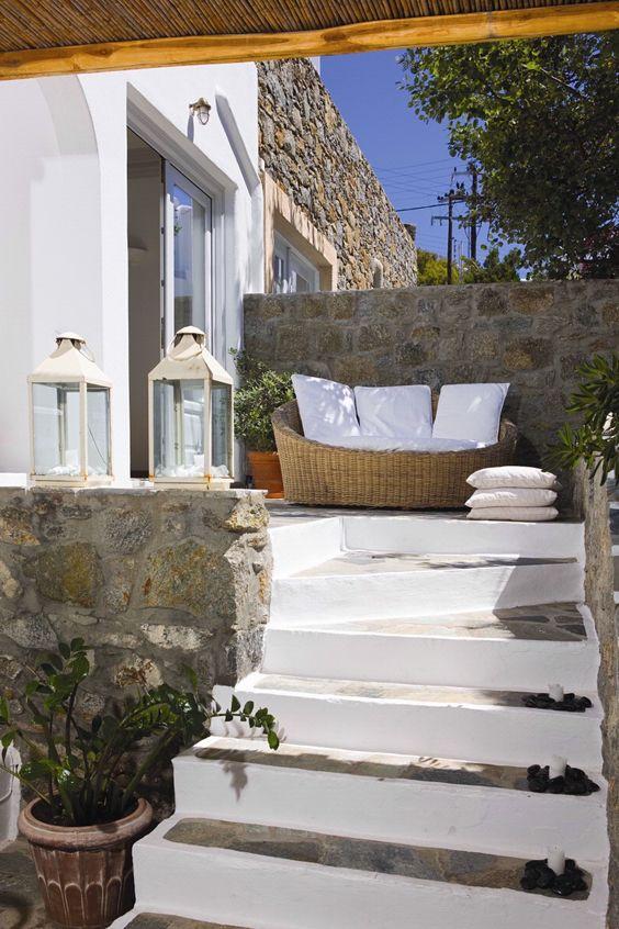Elena Hotel, Mykonos, Greece