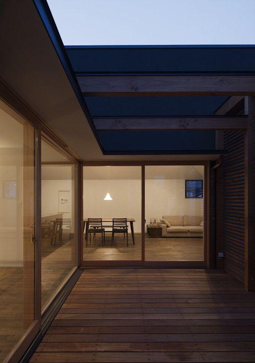 庭が無くても開放感が感じられる家 家 マイホーム 注文住宅