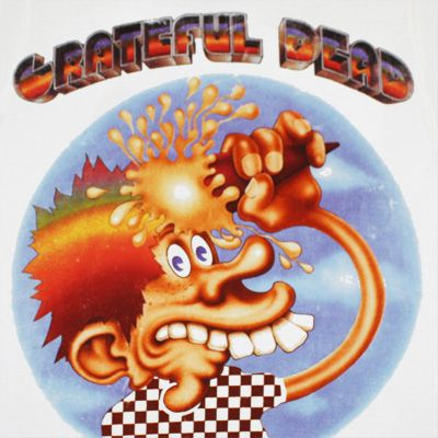 Grateful Dead Grateful For And Album Covers On Pinterest