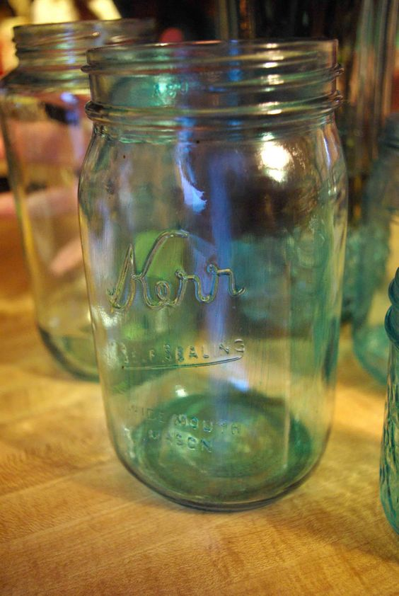 how to make Faux vintage glass