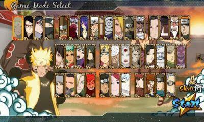 Naruto Senki Mod NSUN5 v2.0 Apk (Mod by Muhammat Kafin)   Naruto games, Naruto  senki, Naruto senki mod