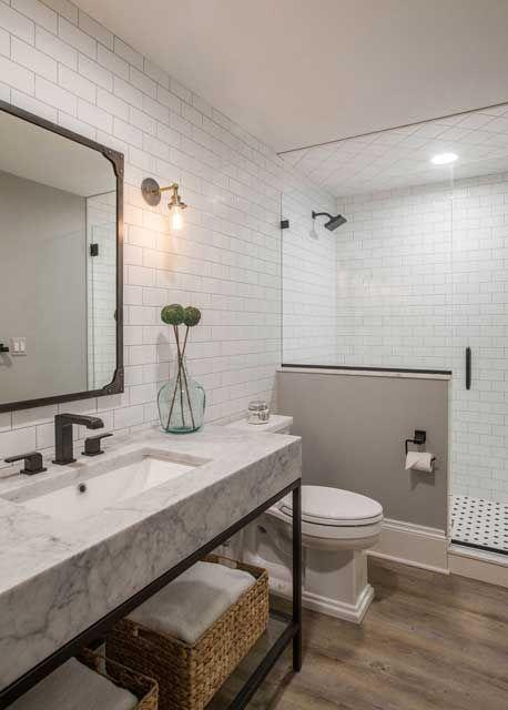 Bathroom Remodel Gallery Photos Homedecor Homedecorideas In 2020 Small Bathroom Makeover Bathroom Remodel Photos Basement Bathroom Remodeling