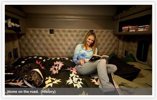 Lisa kelly ice road truckers husband google search