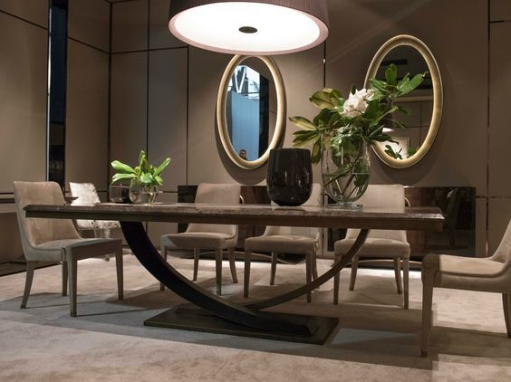 Contemporary Dining Room Ideas To Inspire You Unique Dining