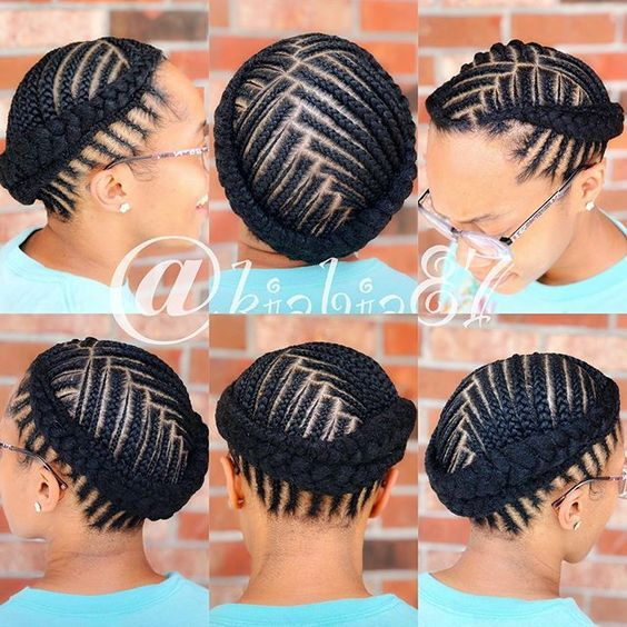 Different Braid Styles Black Wedding Hairstyles For Bridesmaids Black Wedding Hairst In 2020 Natural Hair Styles Braided Hairstyles For Black Women Natural Hair Updo