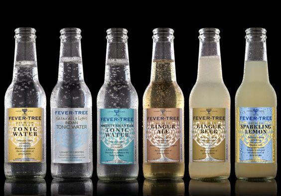 Fever Tree - not tried all the flavours yet, but a good tonic does make a difference