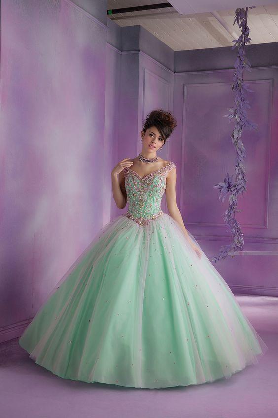 Mori Lee Quinceanera DressesStyle 89006 $359 Events