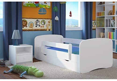 Kocot Kids Kinderbett Jugendbett 70x140 80x160 80x180 Weiss Mit