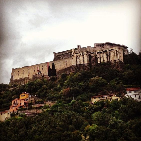 Castelo Malaspina di Massa