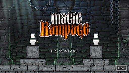 Magic Rampage V4 4 2 Apk Mod Dinheiro Infinito Inimigos Area