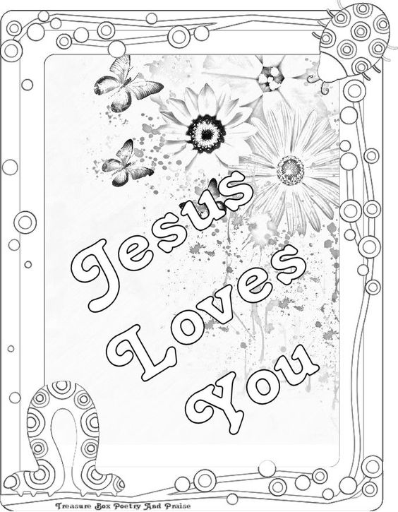 jesus playing sports coloring pages | Bible Verse Coloring Pages | Childrens Gems In My Treasure ...