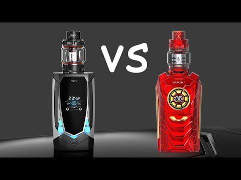 Voice Control Battle Smok I Priv Kit Vs Ijoy Avenger 270 Kit Vaporl Voice Control Perfume Bottles Avengers