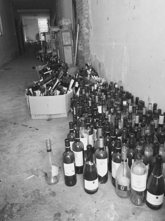 Alcoholic...