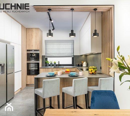 Kuchnia Anety I Michala Kitchen Design Home Kitchens Bars For Home