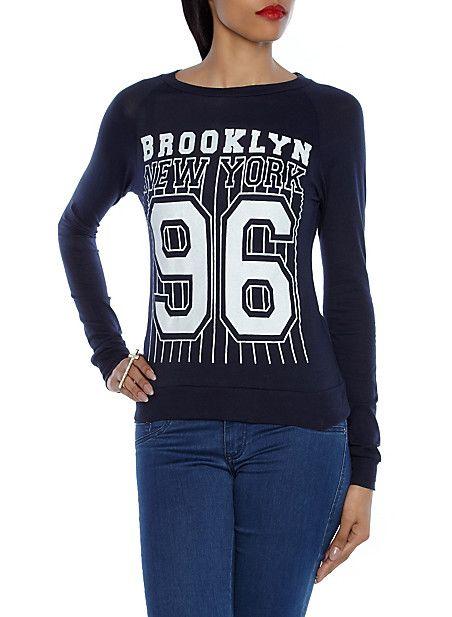 Graphic Brooklyn Sweatshirt