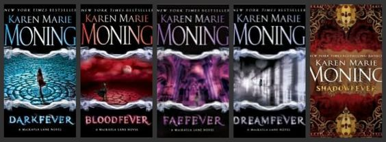 The Fever Series by Karen Moning