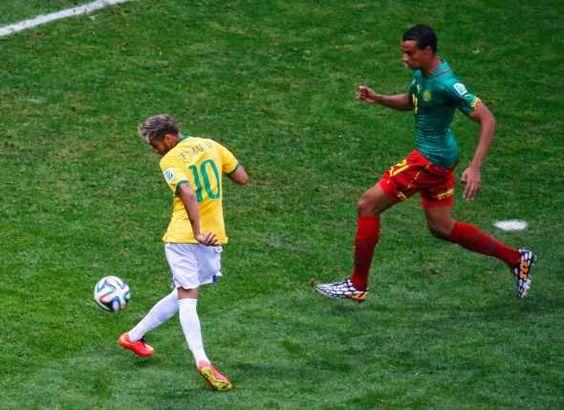 Blog Esportivo do Suiço: Neymar faz 2 e leva Brasil às oitavas para encarar Chile