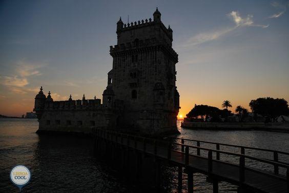 Lisboa Cool - Visitar - Torre de Belém