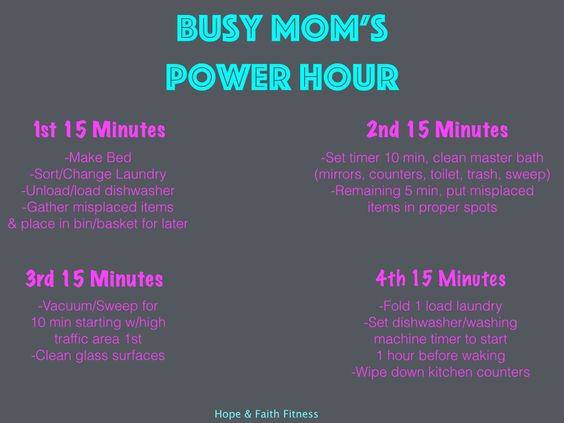 Classroom Business Ideas ~ I m a huge fan of the power hour in my beachbody business