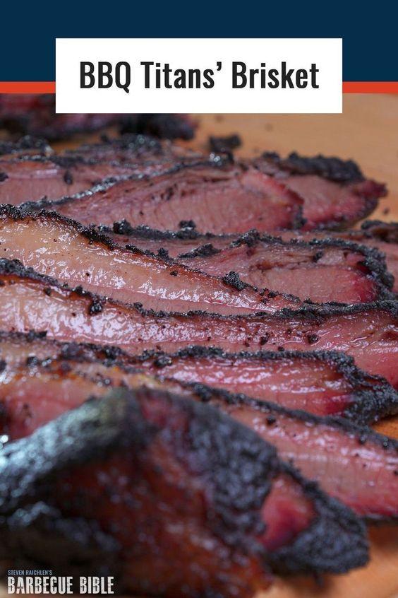 BBQ Titans' Brisket - Barbecuebible.com