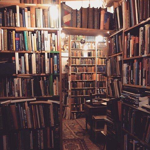 Armchair Books | 16 Dreamy Edinburgh Bookshops Every Book Lover Must Visit