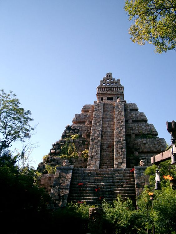Mysterious Temples In World: Aztec, Temples And Japan Japan On Pinterest